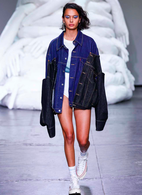 Feng Chen Wang×Levi's collaboration releasing end of December to beginning of January.