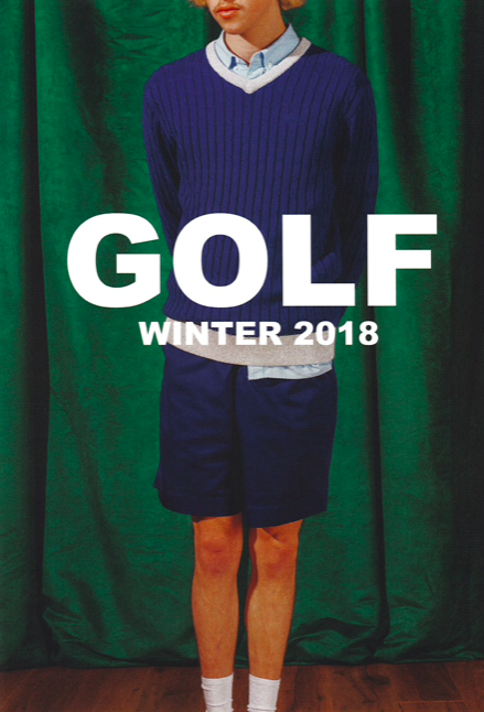 Golf Wang 2018 Winter Look Book.
