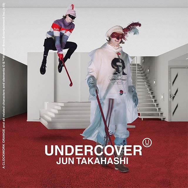 Undercover×2019 Fall Winter Collection releasing on July 27th.