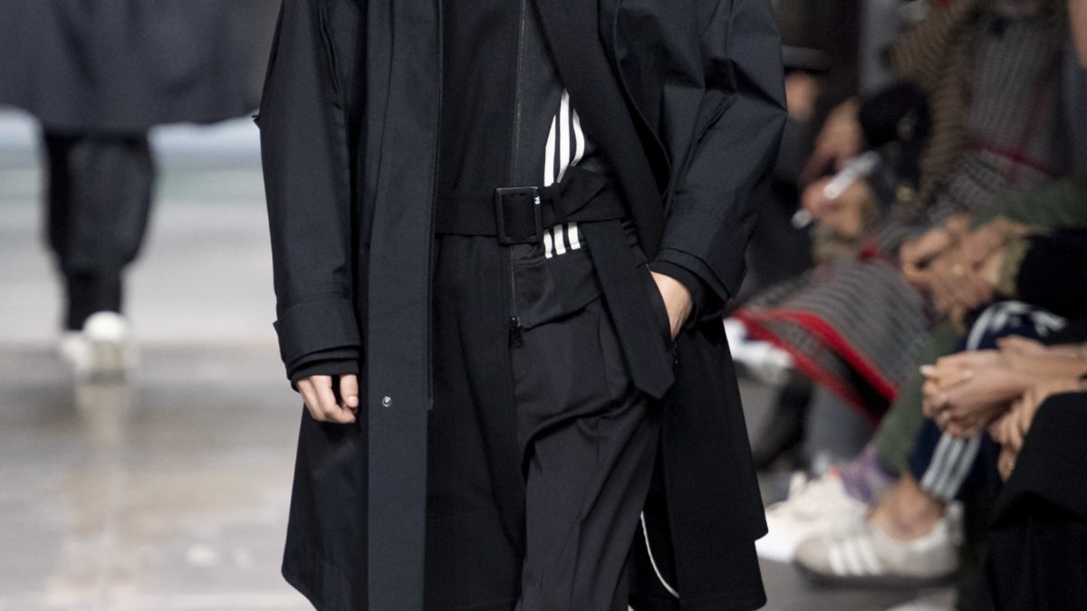Y-3 Fall Winter 2019 Collection.