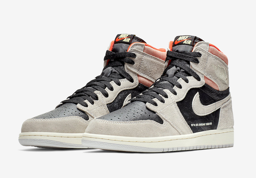 Air Jordan1 Neutral Grey releasing on January 24th.