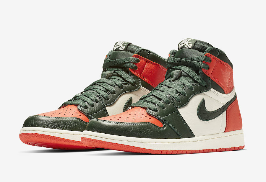 Sole Fly Air Jordan1 releasing again?