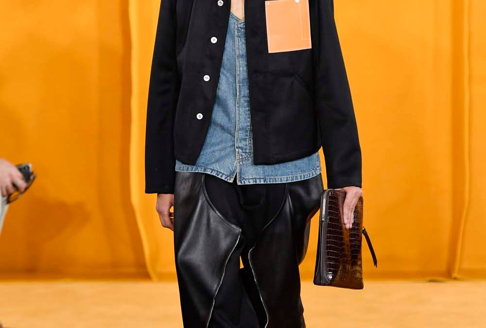 LOEWE Fall Winter 2019 Collection.