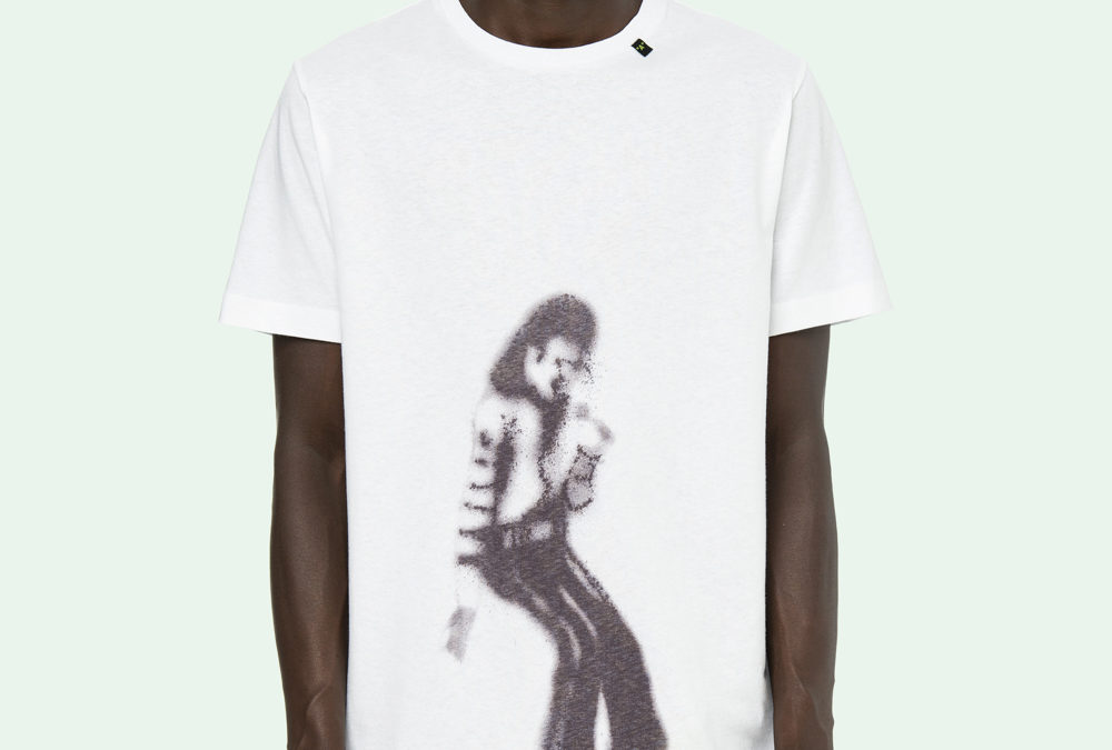 Off White Michael Jackson inspired collection available now.