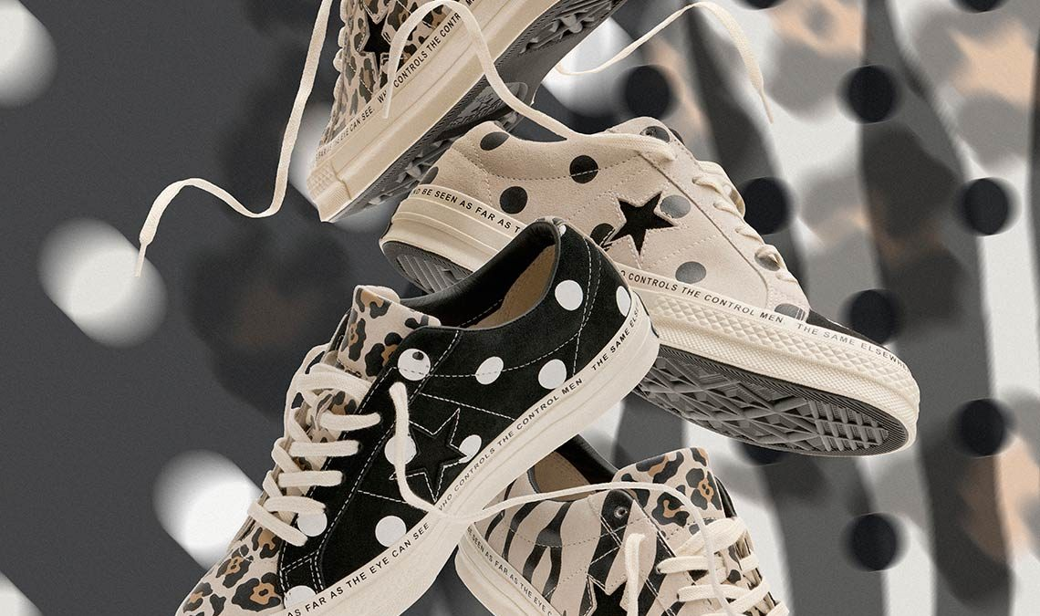 Brain Dead×Converse One Star releasing on February 7th.