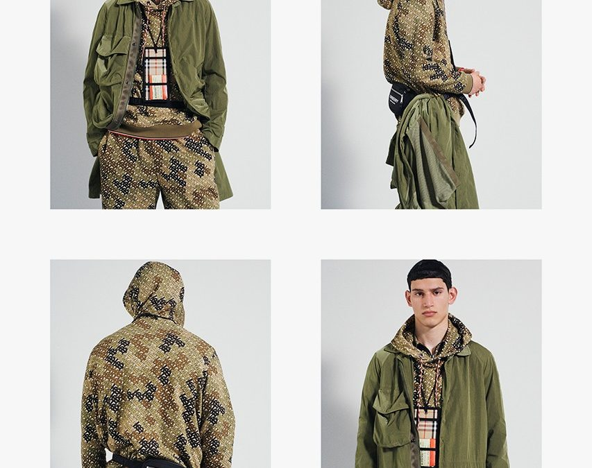 Burberry Fall Winter 2019 Pre Collection.