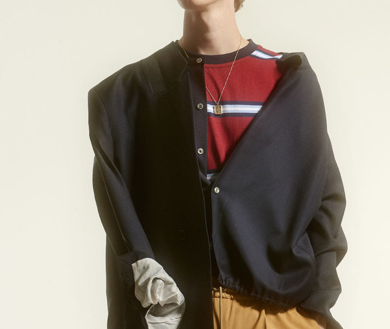 Martin Asbjørn Spring Summer 2019 Collection available now.