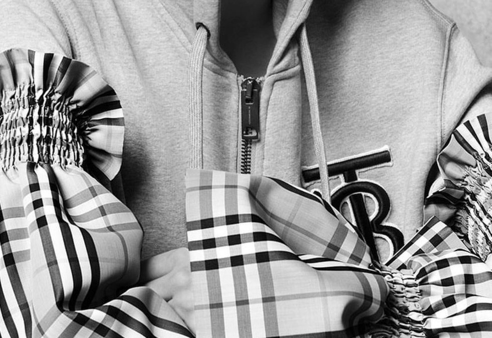 Riccardo Tisci's Burberry B Series releasing at Burberry Instagram on April 17th at 12 noon GMT.