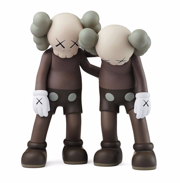 KAWS ALONG THE WAY figures releasing on March 5th at 12pm noon EST.