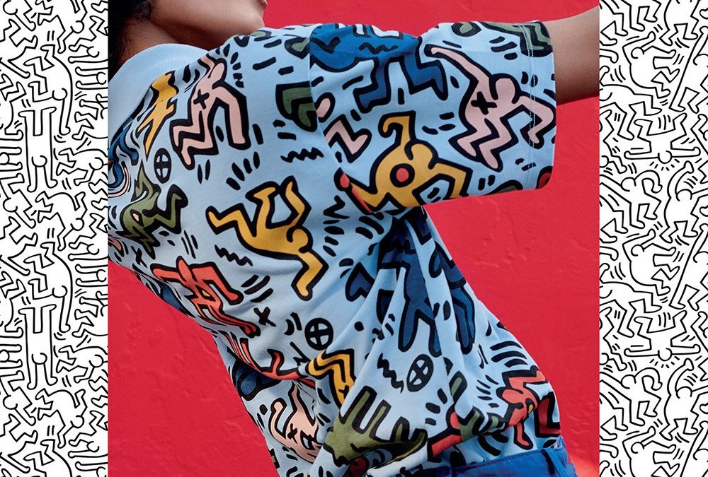 LACOSTE×Keith Haring releasing on March 27th