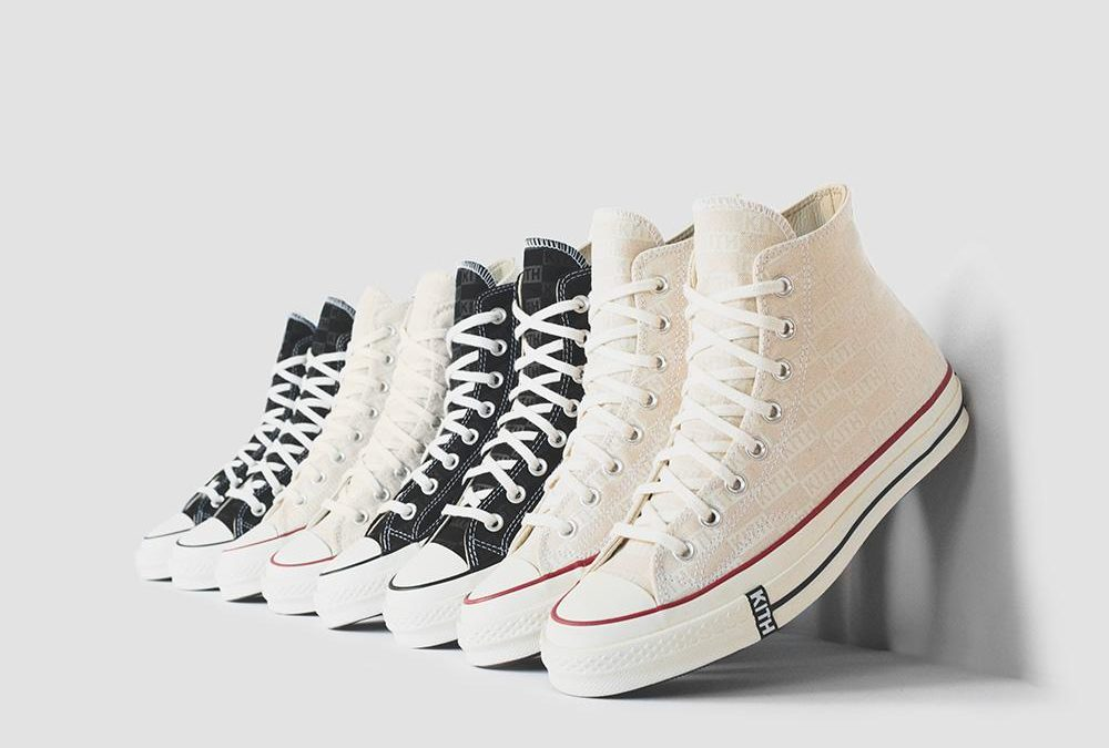 KITH×Converse Chuck Taylor releasing this Friday.