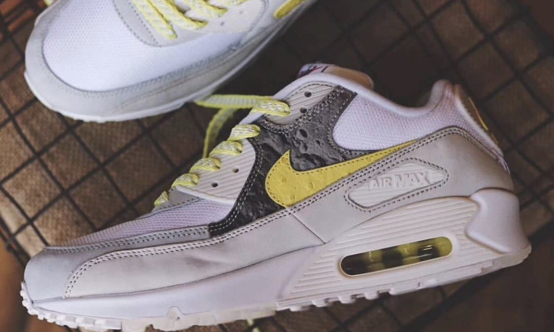 Another unseen Air Max 90 coming?