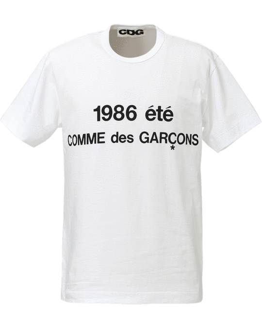 CDG new items available now.