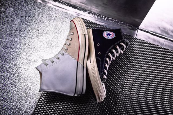 Converse Reconstructed releasing on April 13th at Pop Up in Milan.