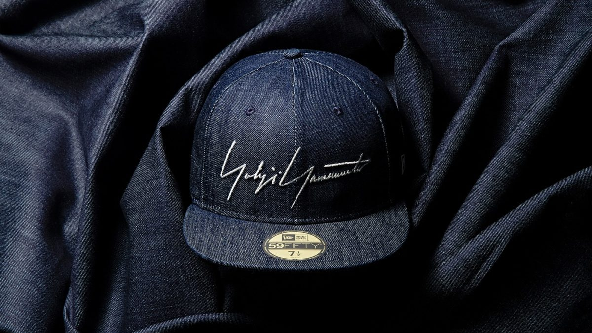 Yohji Yamamoto×New Era releasing on April 17th in Japan.