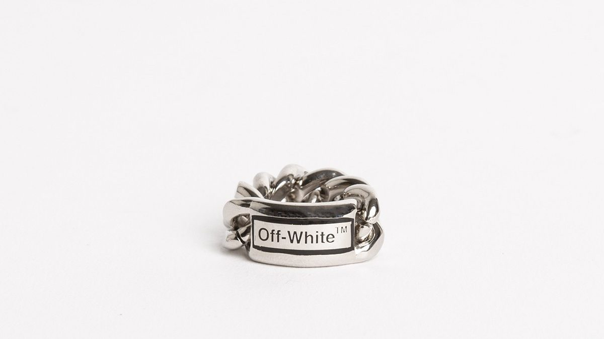 Off White releasing Jewelry line this Summer.