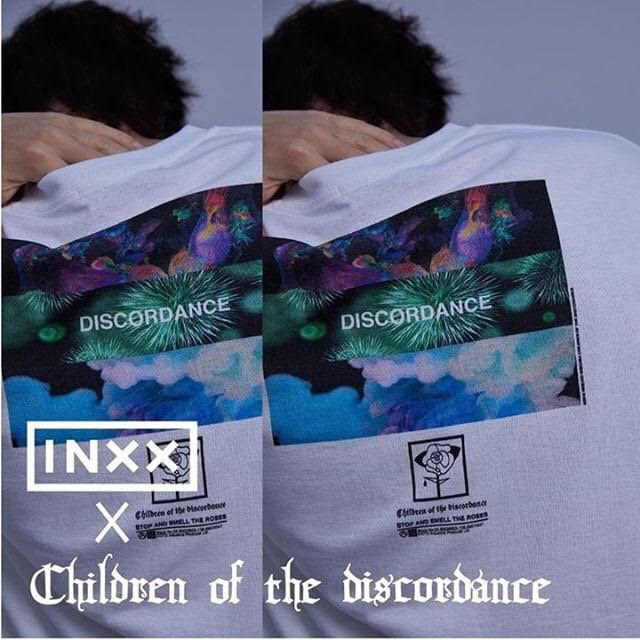 Children of the discordance releasing Capsule Collection in early May.