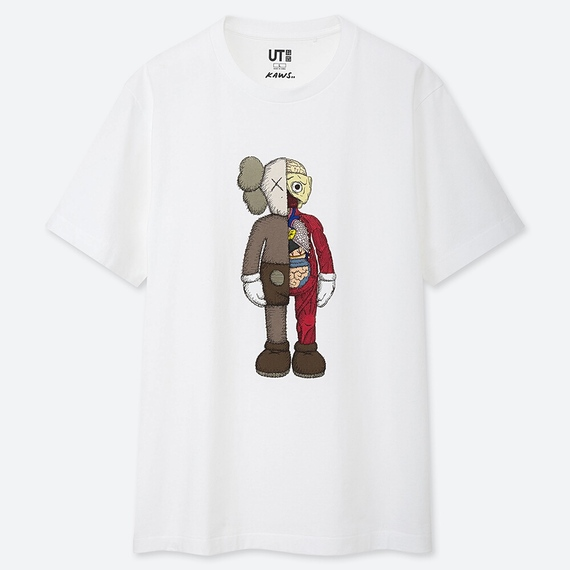 Uniqlo×Kaws releasing on June 3rd.