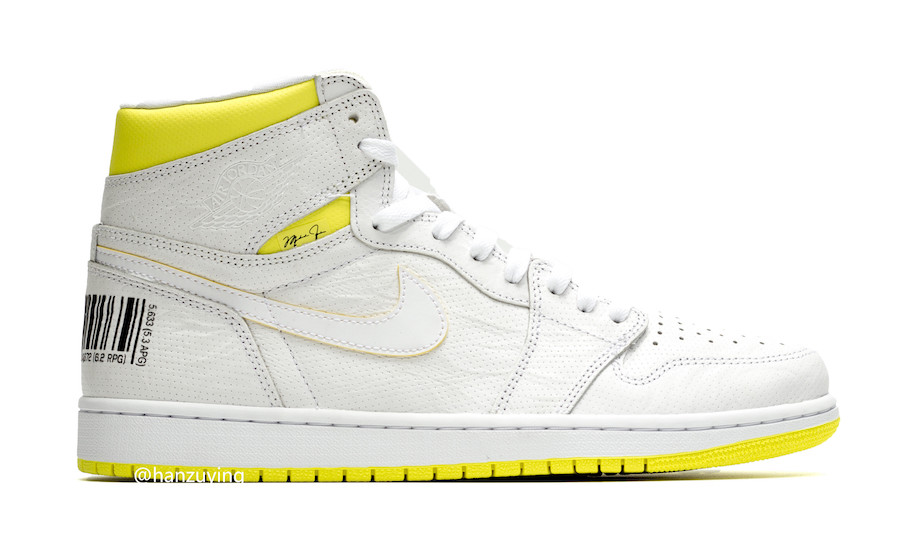 Air Jordan1 First Class Flight coming in July.