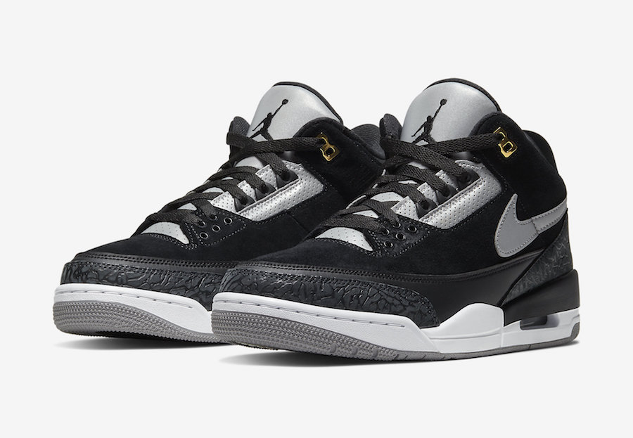 Air Jordan3 JTH Black Cement releasing on July 27th.