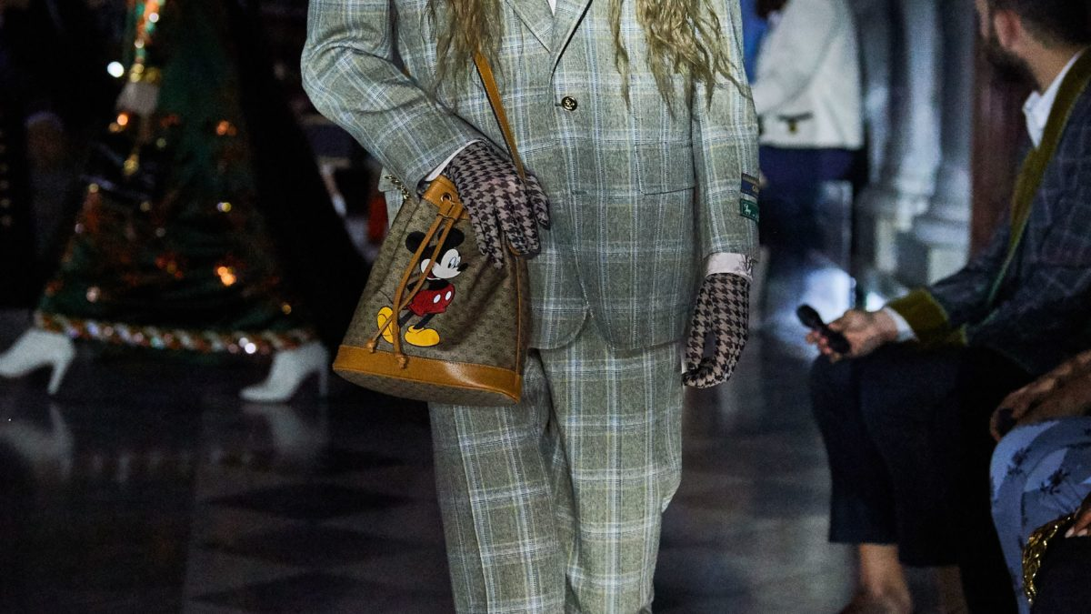 Gucci Cruise 2020 Collection available now.