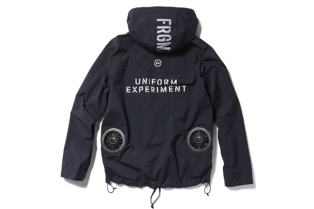fragment design & uniform experiment releasing on May 27th JST.
