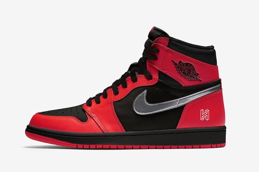 Another color of Air Jordan1 coming in January 2020.