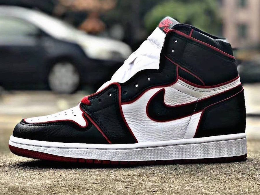 Air Jordan1 Who Said Man Was Not Meant To Fly releasing in November.