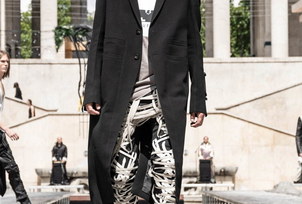 Rick Owens Spring Summer 2020 Collection new available now.