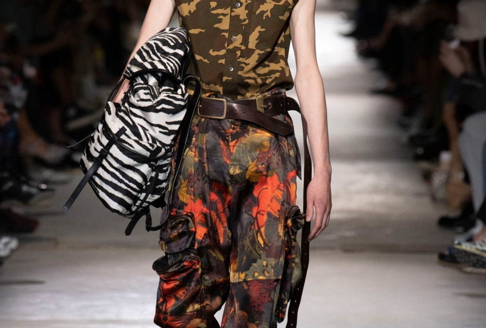 Dries Van Noten Spring Summer 2020 Collection.