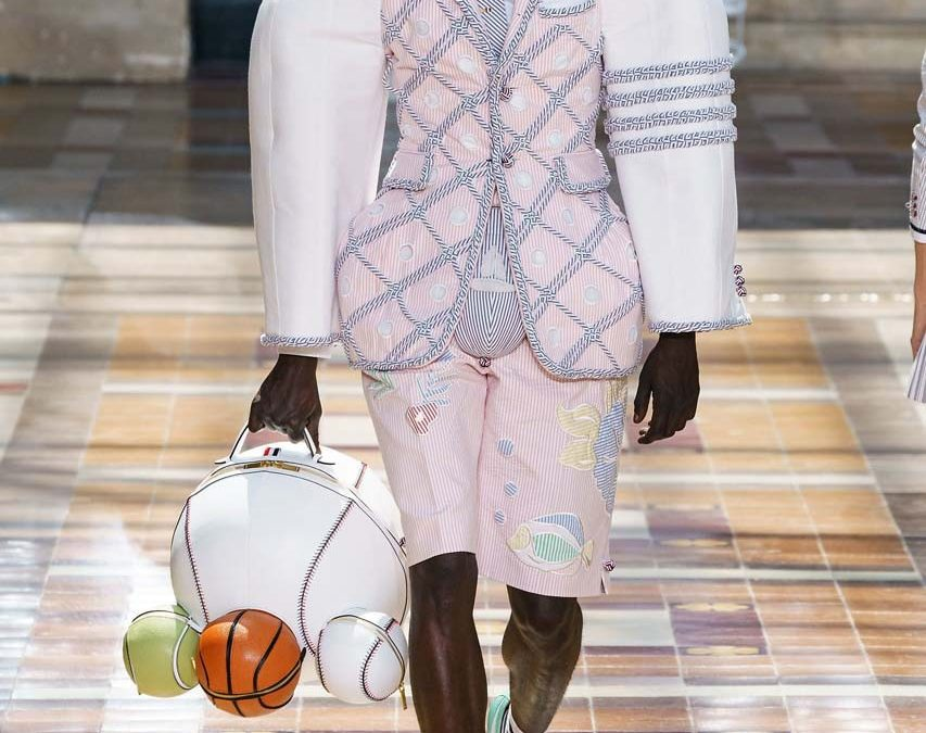 Thom Browne Spring Summer 2020 Collection.