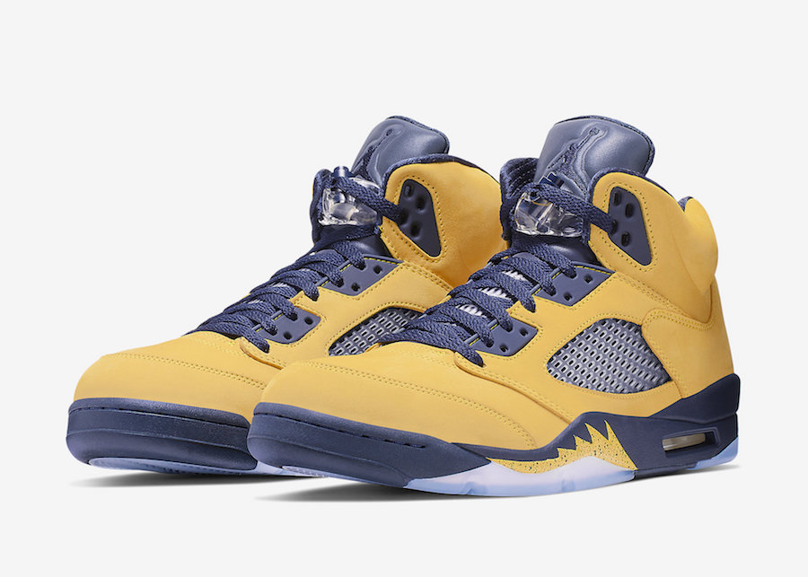 Nike Air Jordan5 Inspire releasing on July 6th.