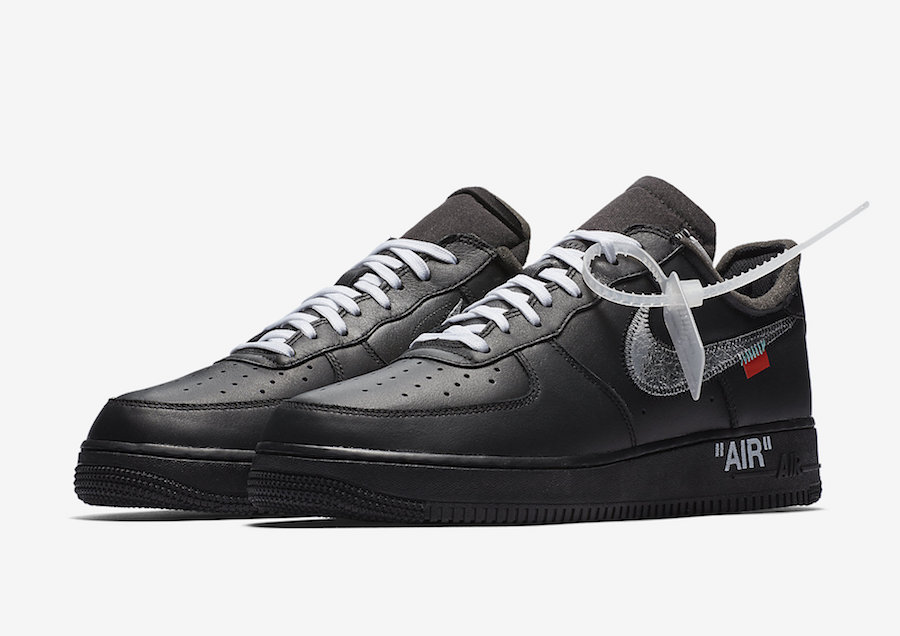 Off White×Nike AF1 Low MOMA coming?