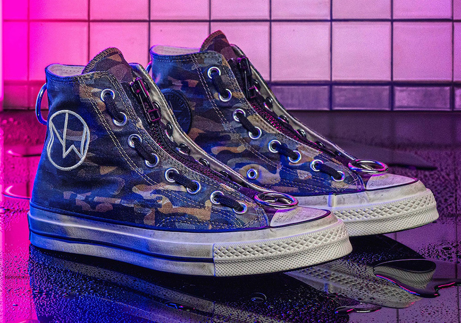 Undercover×Chuck Taylor releasing on November 14th.