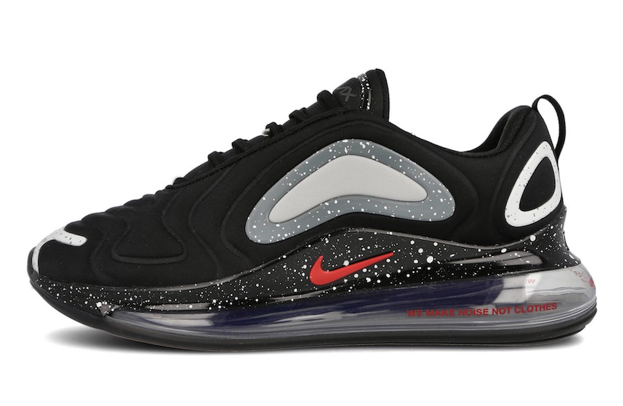 Undercover×Nike Air Max 720 releasing on November 30th.