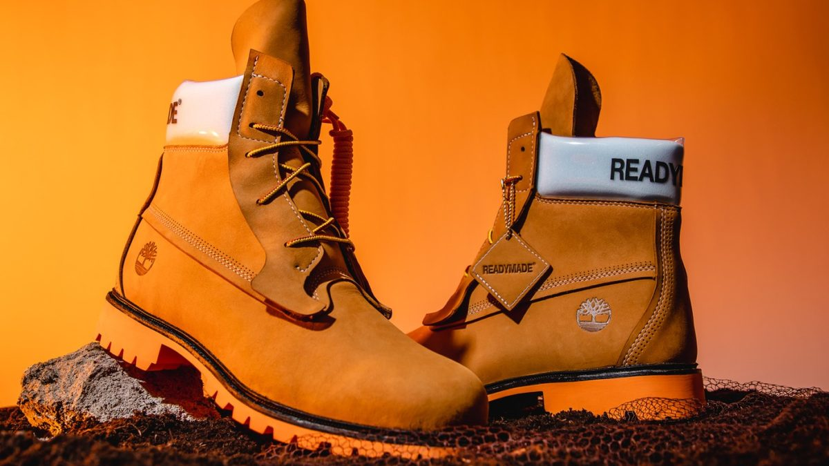 Readymade×Timberland releasing on July 20th.