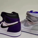 Air Jordan1 Court Purple is expected to release in 2020.