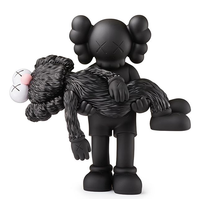 Kaws releasing new figure on September 20th.