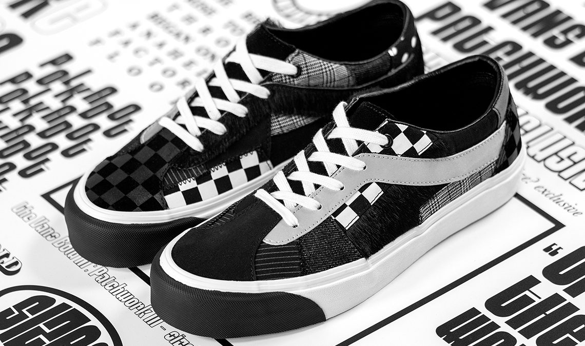 Vans×Size? releasing on August 30th.