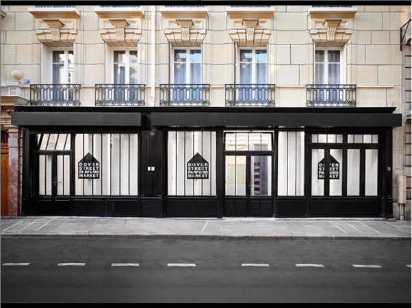 Dover Street Perfume Market opening in Paris on October 2nd.