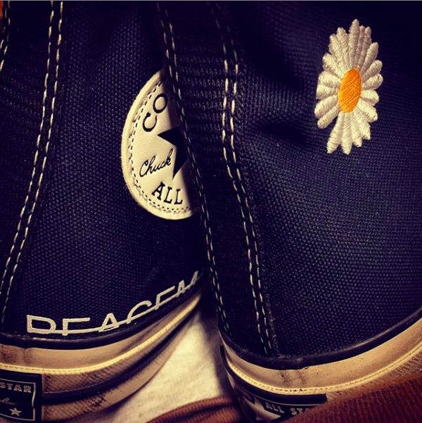 Converse CT70×PEACEMINUSEONE coming?