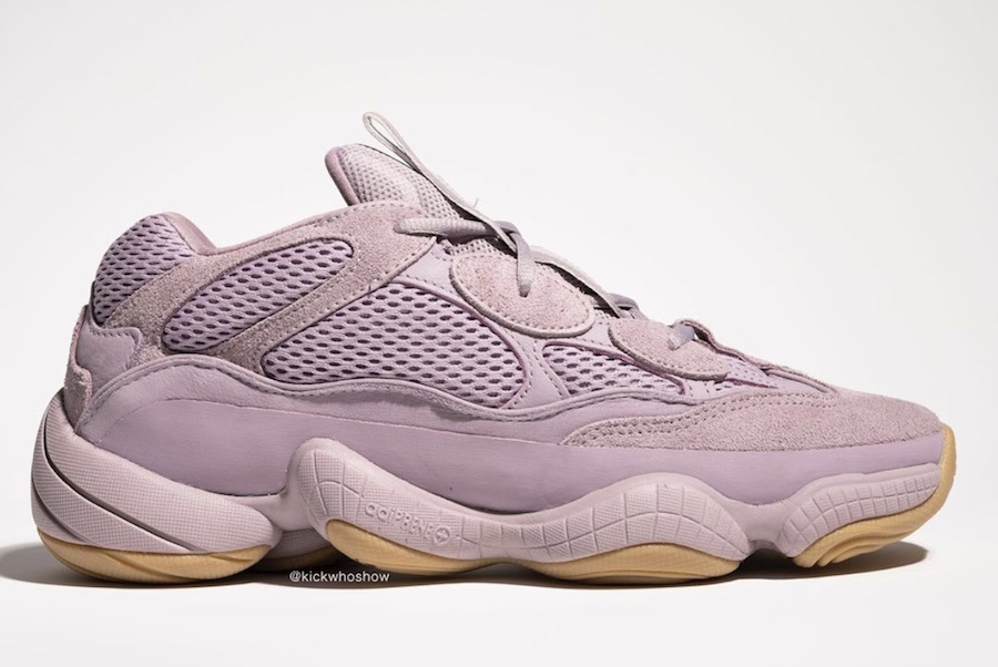 Yeezy 500 Soft Vision releasing on November 2nd.