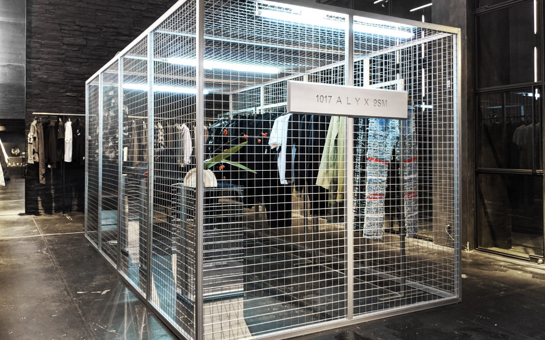 1017 ALYX 9SM pop up opens in Japan.