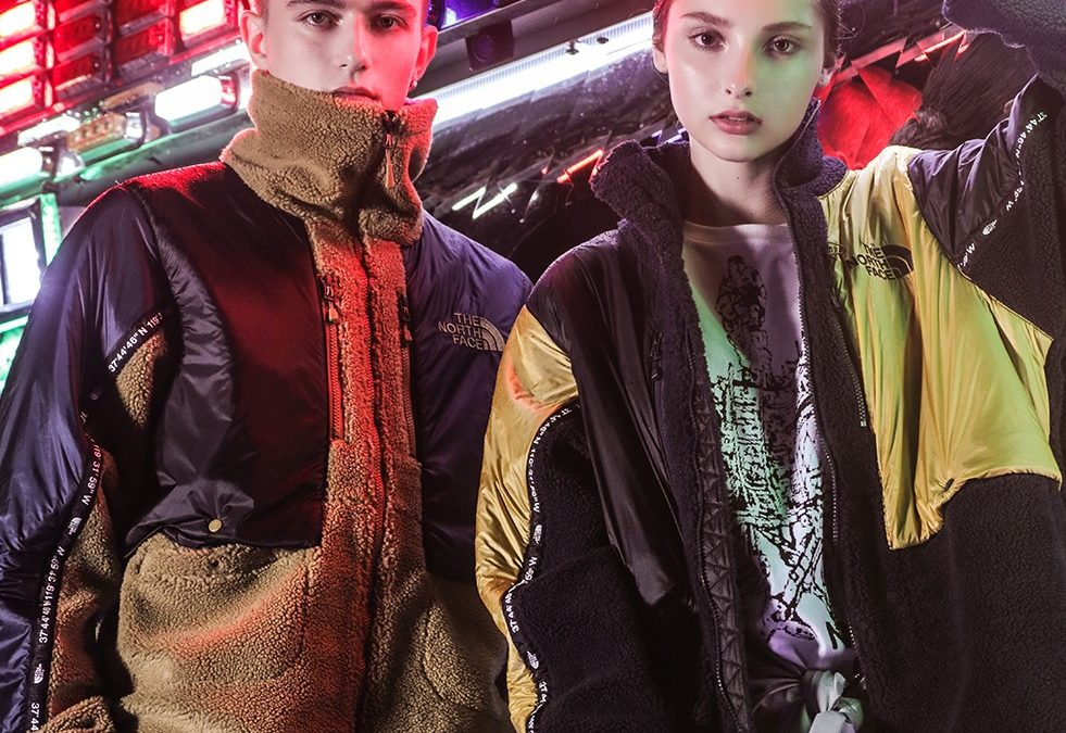 """The North Face Black Series """"THE ARCHIVES, REIMAGINED"""" Collection"""