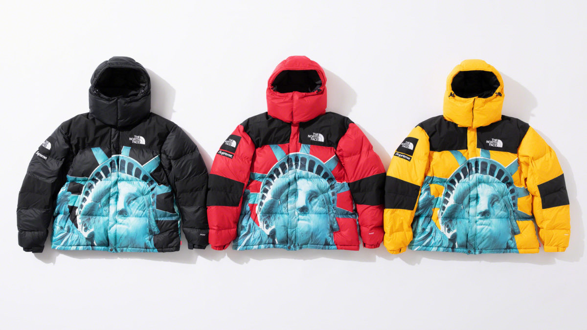 Supreme×The North Face 2019FW releasing this week.
