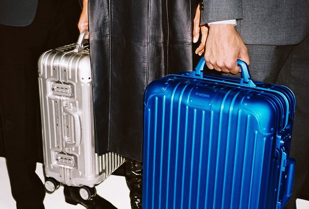 RIMOWA new colors available.
