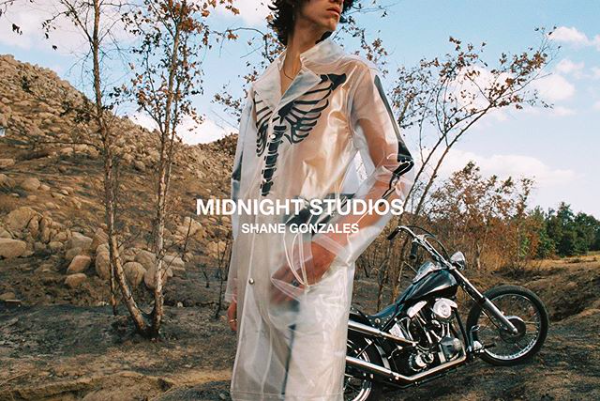 Midnight Studios 2019FW collection releasing on October 11th.