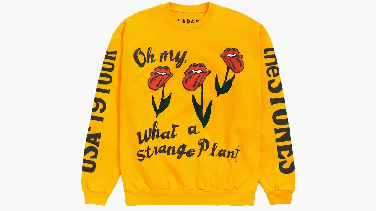 The Rolling Stones×CPFM available now.