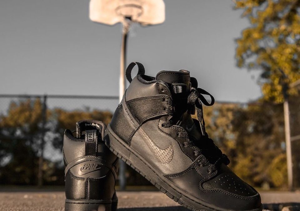 FORTY PERCENT AGAINST RIGHTS×Nike SB Dunk High releasing on October 25th.