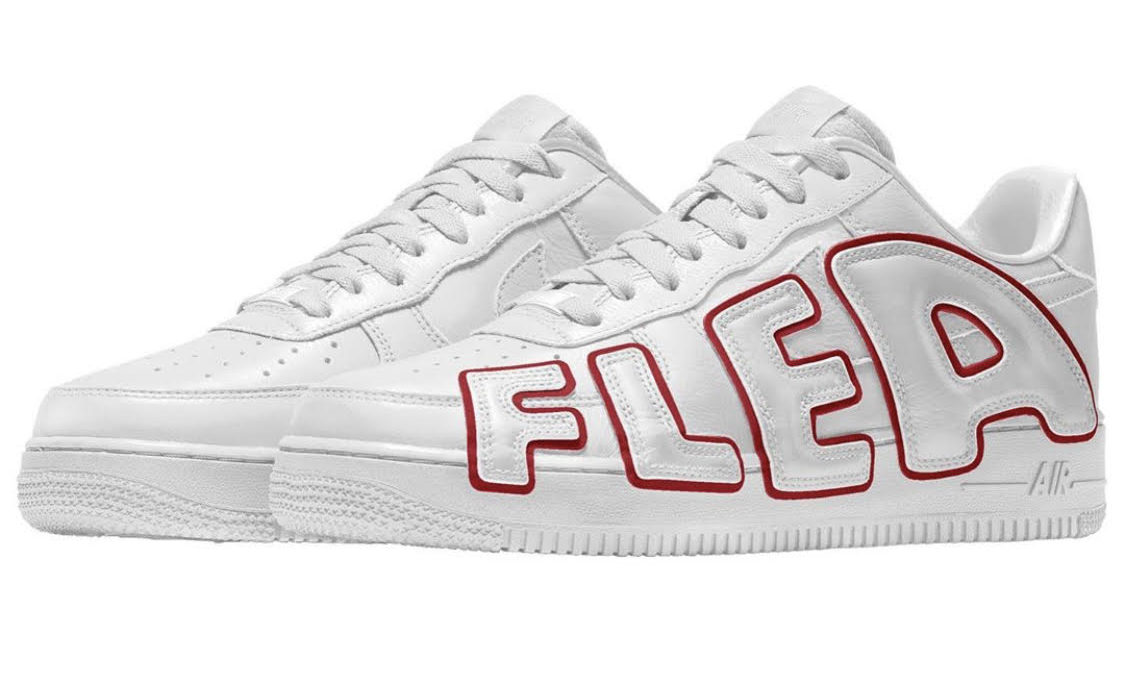 CPFM×Nike Air Fore1 Low releasing on October 21st, Apparel releasing on October 28th.